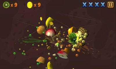 Fruit Slasher 3D screenshot 4