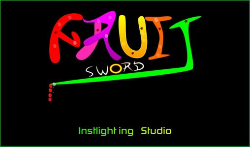 Fruit: Sword poster