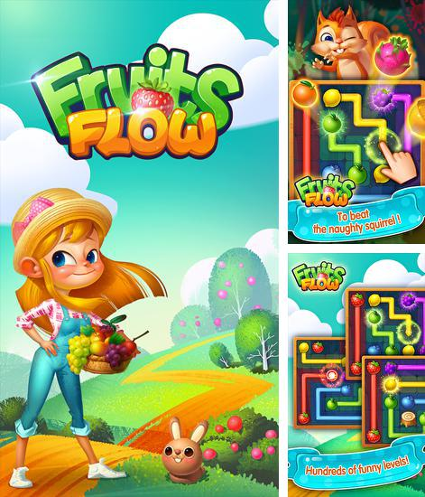 In addition to the game Tesla tubes for Android phones and tablets, you can also download Fruits flow for free.