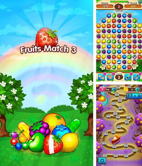 In addition to the game Fruits forest: Match 3 mania for Android, you can download other free Android games for Acer beTouch E210.