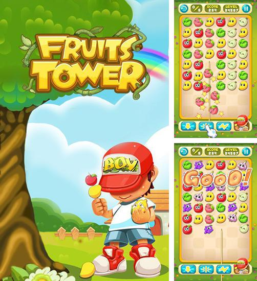 Fruits tower
