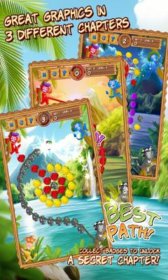 Download Fruits'n Tails Android free game.