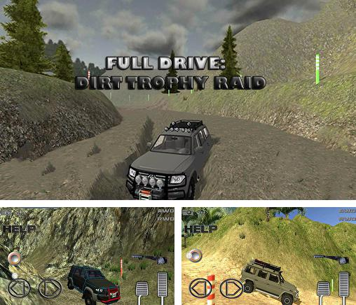 In addition to the game Full drive 4x4: Dirt trophy raid for Android, you can download other free Android games for Huawei MediaPad 10 Link.