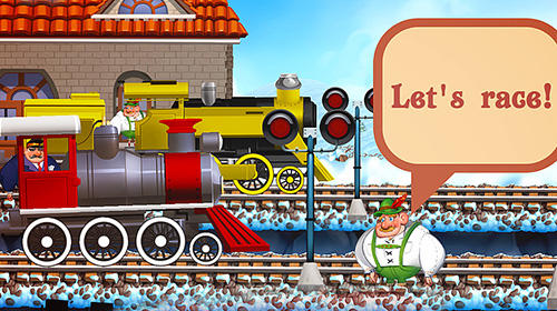 Fun kids train racing games for Android - Download APK free