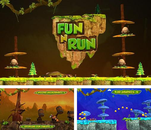 In addition to the game Rune Raiders for Android phones and tablets, you can also download Fun n run 3D for free.