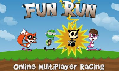 Fun Run - Multiplayer Race poster