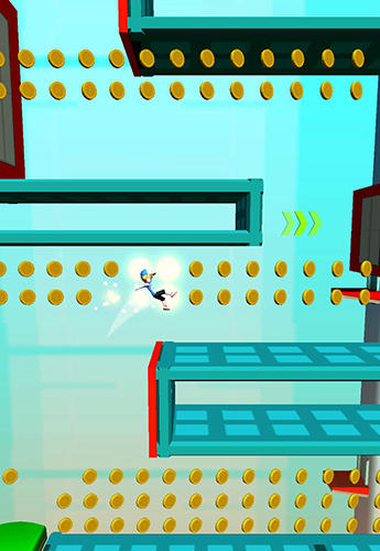 Fun run: Parkour race 3D screenshot 1