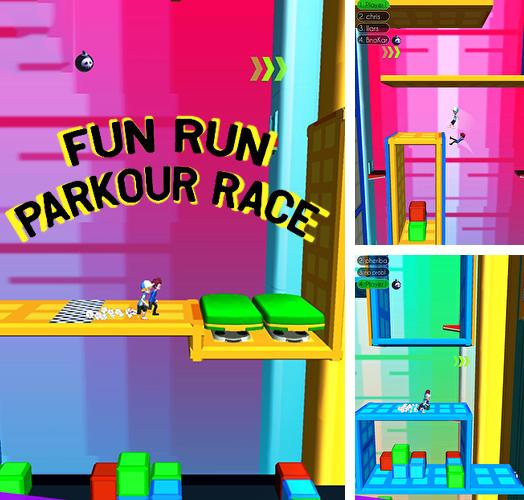 Fun run: Parkour race 3D