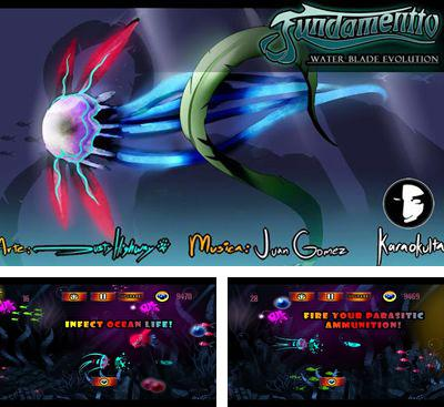 In addition to the game The Famous Five for Android phones and tablets, you can also download Fundamentto - Water Blade for free.