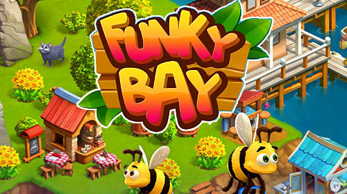 Funky bay: Farm and adventure game