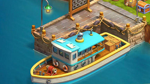 Get full version of Android apk app Funky bay: Farm and adventure game for tablet and phone.