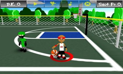 Funky Hoops screenshot 2