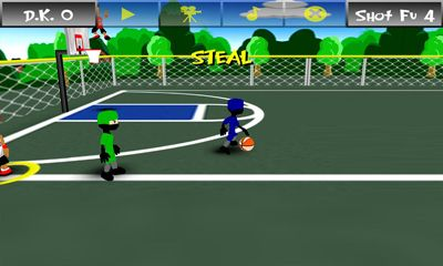 Funky Hoops screenshot 3