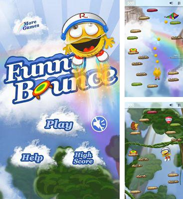 In addition to the game Cube of Atlantis for Android phones and tablets, you can also download Funny Bounce for free.