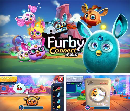 Descargar Furby Connect World Para Android Gratis El Juego Mundo De