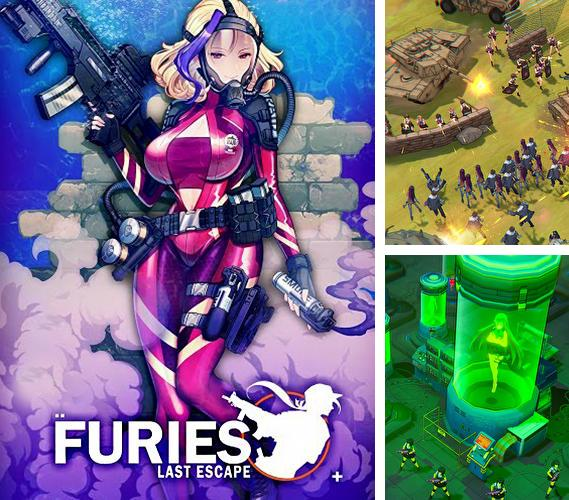 Furies: Last escape