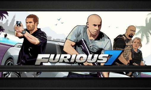 Furious 7: Highway turbo speed racing обложка