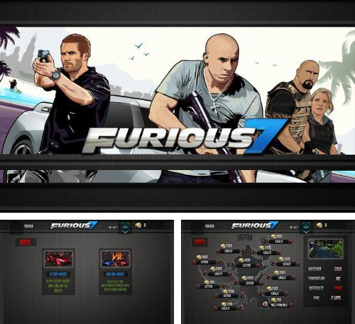 En plus du jeu Charlie Hop pour téléphones et tablettes Android, vous pouvez aussi télécharger gratuitement Furieux 7: Turbo courses rapides sur l'autoroute, Furious 7: Highway turbo speed racing.