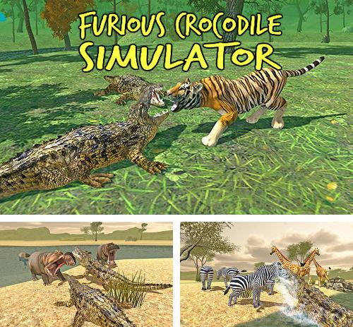 Furious crocodile simulator