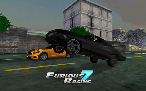 Furious racing 7: Abu-Dhabi