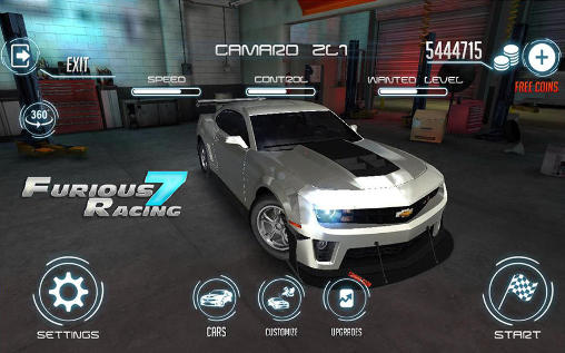 Furious racing 7: Abu-Dhabi screenshot 1