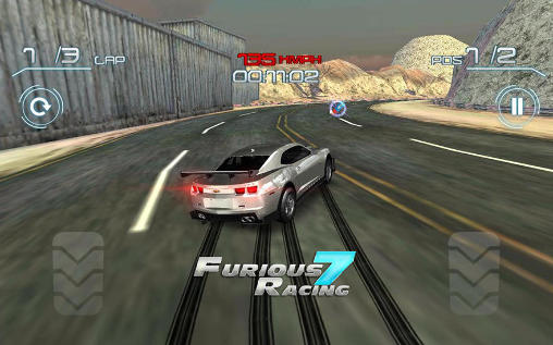 Furious racing 7: Abu-Dhabi screenshot 3