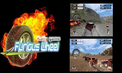 Furious Wheel poster