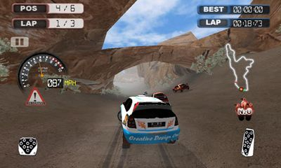 Furious Wheel screenshot 1
