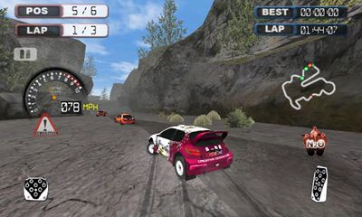 Furious Wheel screenshot 3