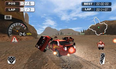 Furious Wheel screenshot 4