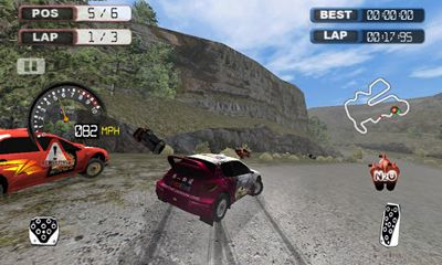 Screenshots von Furious Wheel für Android-Tablet, Smartphone.