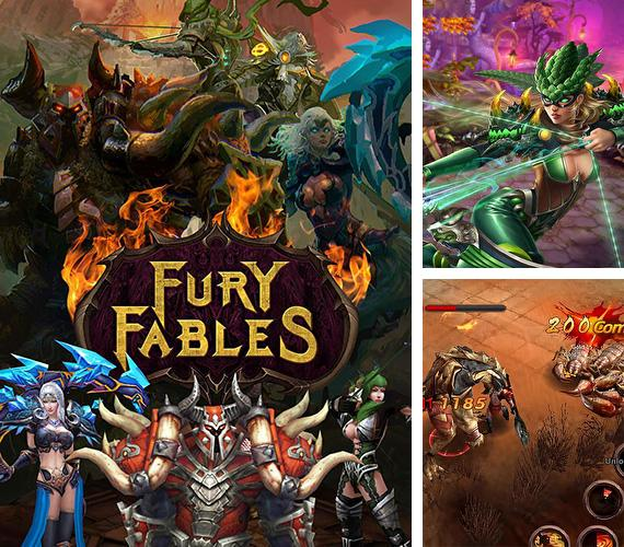 Fury fables