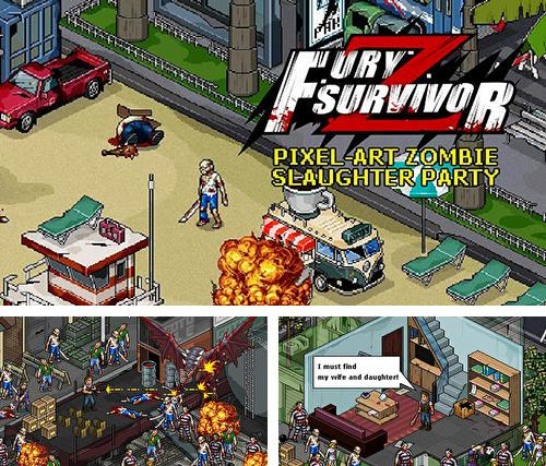 Fury survivor: Pixel Z