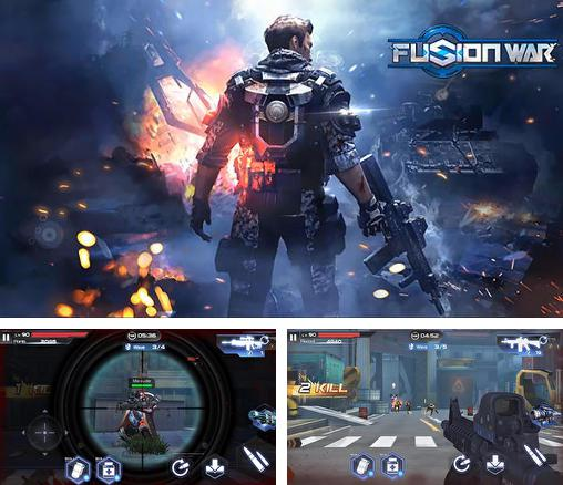 In addition to the game The Conduit HD for Android phones and tablets, you can also download Fusion war for free.