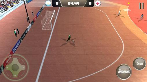 Futsal football 2 screenshot 3