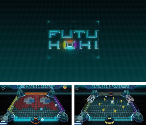 In addition to the game Tactics maiden for Android phones and tablets, you can also download Futu Hoki for free.