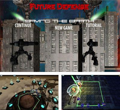 In addition to the game Monsterthon for Android phones and tablets, you can also download Future Defense for free.