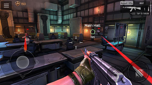 Screenshots do FZ9: Timeshift - Perigoso para tablet e celular Android.