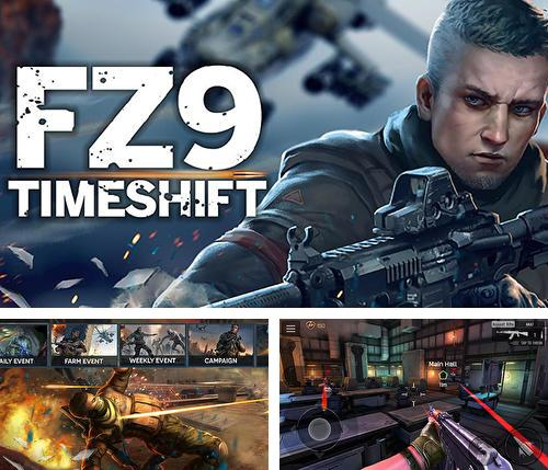 In addition to the game Quell Reflect for Android phones and tablets, you can also download FZ9: Timeshift for free.