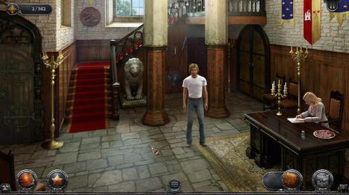 Screenshots von Gabriel Knight: Sins of the fathers. 20th anniversary edition für Android-Tablet, Smartphone.