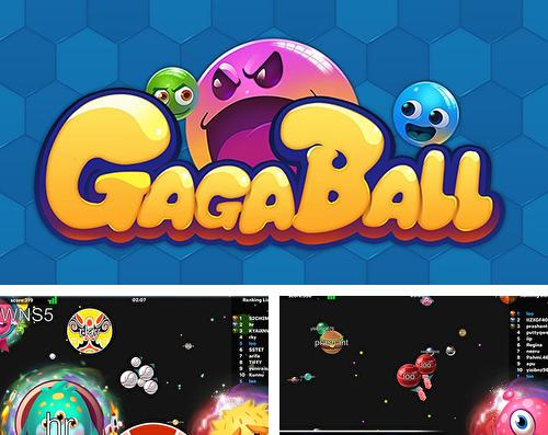 Gaga ball: Casual games