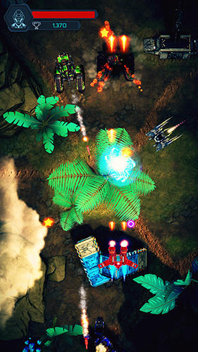 Galactic attack: Alien screenshot 2