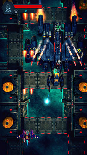Screenshots von Galactic attack: Alien für Android-Tablet, Smartphone.