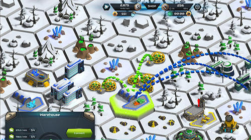 Screenshots von Galactic colonies für Android-Tablet, Smartphone.