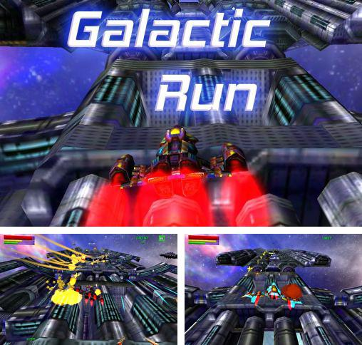 In addition to the game Snappy Dragons for Android phones and tablets, you can also download Galactic run for free.