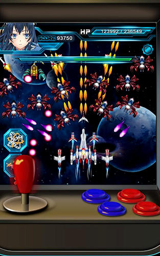 Galaga revenge screenshot 2