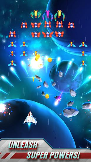 Galaga wars screenshot 1