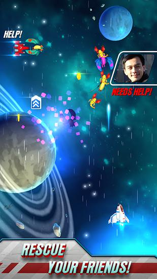 Galaga wars screenshot 5