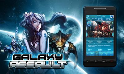Download Galaxy Assault Android free game.