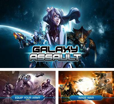 In addition to the game Chapayev for Android phones and tablets, you can also download Galaxy Assault for free.